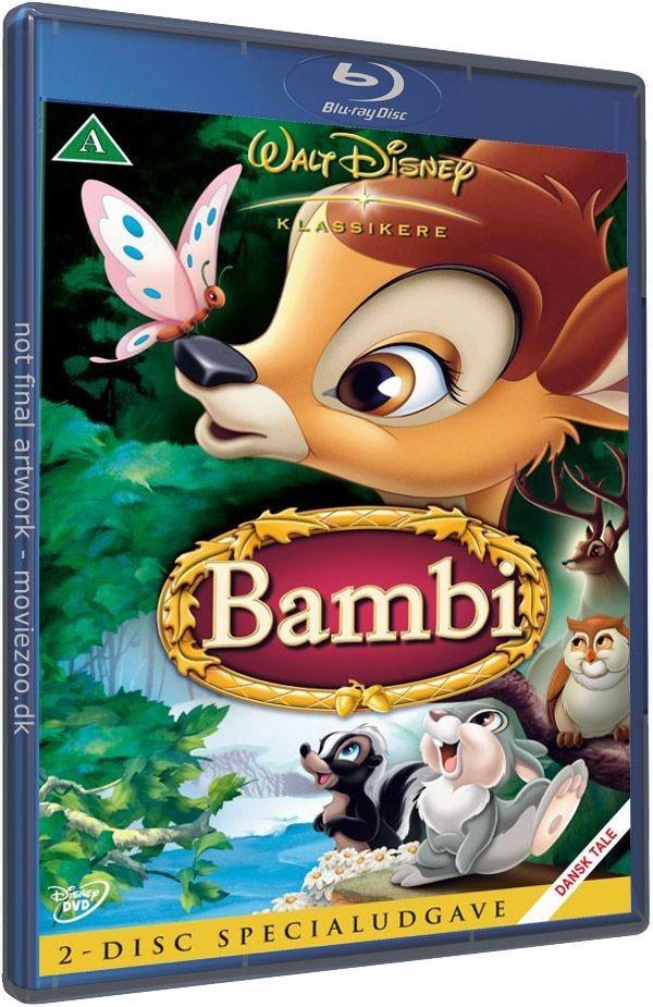 Køb Bambi [2-disc Specialudgave]